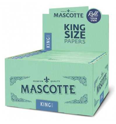 Foite de Rulat Cutie cu foite de rulat tigari Mascotte King Size Slim M, 50 pachete