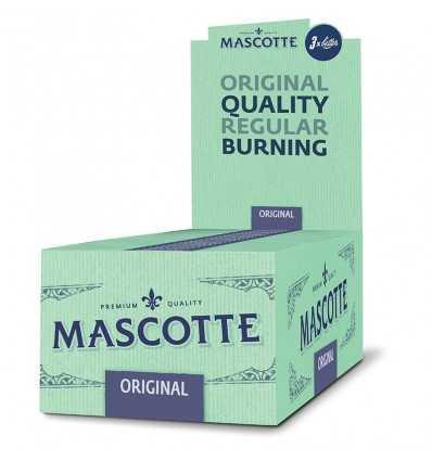 Foite de Rulat Cutie cu foite de rulat tigari Mascotte Original, 50 pachete