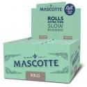 Cutie cu foite de rulat tigari Mascotte Extra Rolls, 20 pachete