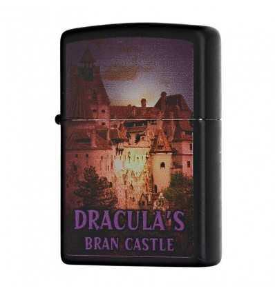 Brichete Zippo, Zippo Romania-Dracula Bran Castle