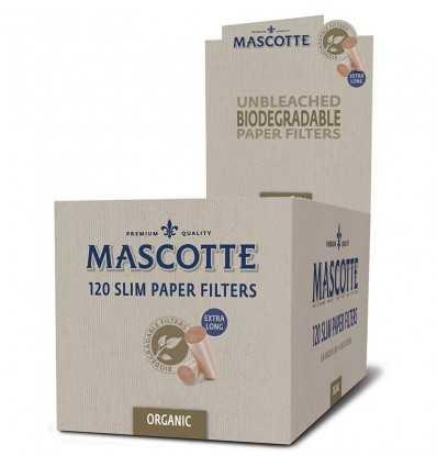 Cutie cu Filtru Mascotte Slim Filter 120, 20 pachete