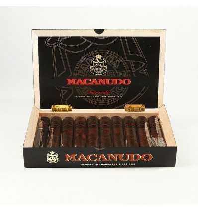 Macanudo, Macanudo Inspirado Black Gordito 10
