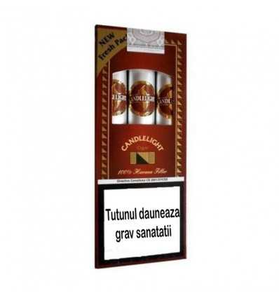 Diverse Tigari De Foi Candlelight Coronas Havana 3