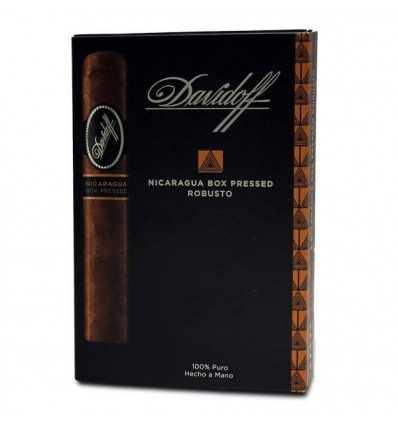 Davidoff, Davidoff Nicaragua Robusto Box Press