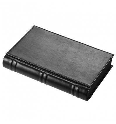 Humidor, Humidor Mobil ANDREAS Book Negru