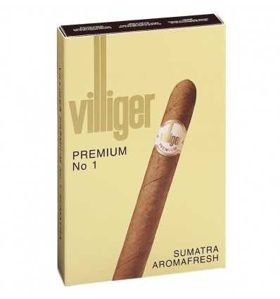 Tigari de Foi, Tigari de foi Villiger Premium No 1 Sumatra (5)