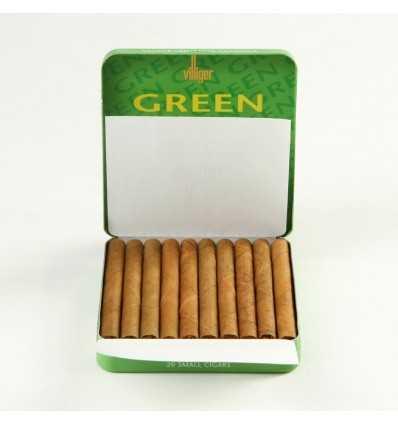 Tigari de Foi, Tigari de foi Villiger Green Mini Filter 10