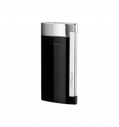 Accesorii Fumatori, Bricheta S.T. Dupont Slim 7 Black Lacquer