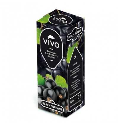 Lichide, Lichid Vivo Black Currant 10ml