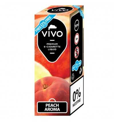 Lichide, Lichid Vivo Peach 10ml 0 mg.
