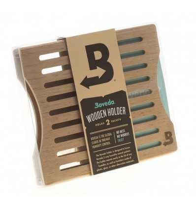 Accesorii Humidor, Boveda Wooden holder(side-by-side)
