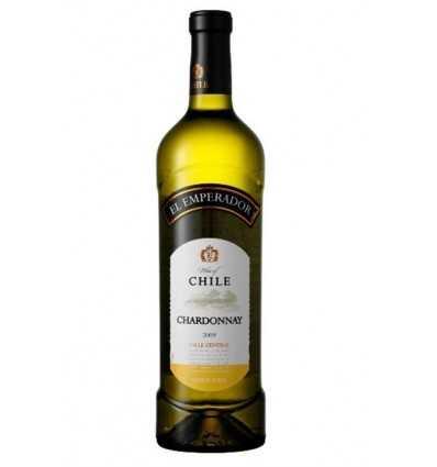 Vin Chile, El Emperador Chardonnay alb 75cl