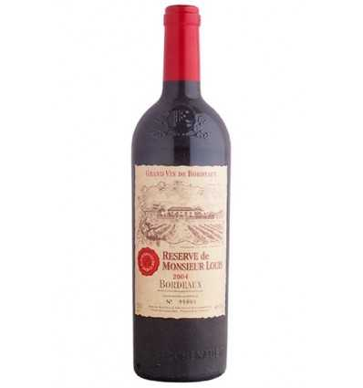 Vin Franta, Louis Eschenauer Monsieur Louis Bordeaux Reserve
