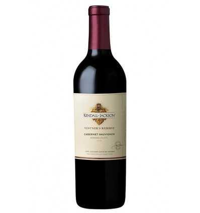 Vin SUA, Kendall-Jackson Vintner's Reserve Cabernet Sauvignon