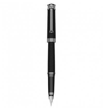 Stilouri Montegrappa NeroUno Linea Fountain Pen Gun Metal