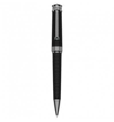 Montegrappa NeroUno Linea Ballpoint Pen, Gun Metal