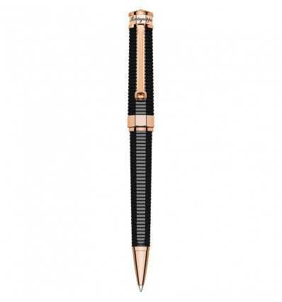 Pix Ballpoint Montegrappa NeroUno Red Gold Ballpoint Pen, Rose Gold