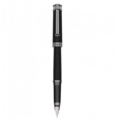 Stilouri Montegrappa NeroUno Pure Brilliance Fountain Pen, Gun Metal