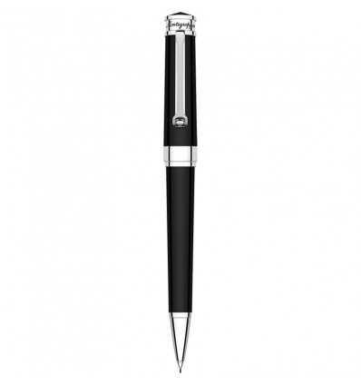 Pix cu Mina, Montegrappa Parola Mechanical Pencil, Solid Black