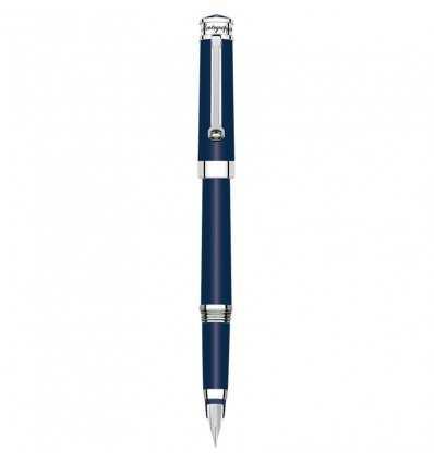 Stilouri, Montegrappa Parola Fountain Pen, Navy Blue