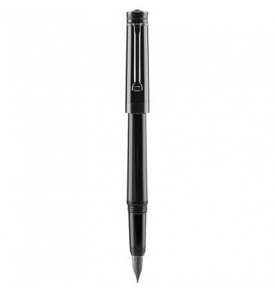 Stilouri, Montegrappa Parola Fountain Pen, Stealth Black
