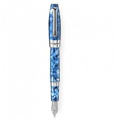 Stilouri, Montegrappa Fortuna Mosaico Fountain Pen, Marrakech