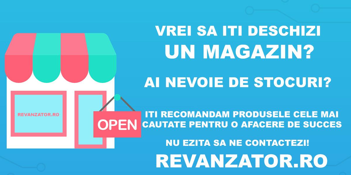 Platdorma B2B pentru revanzatori la Revanzator.ro