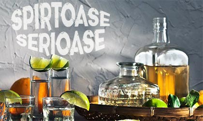 bauturi spirtoase, cocktail, tequila, rom, vodka