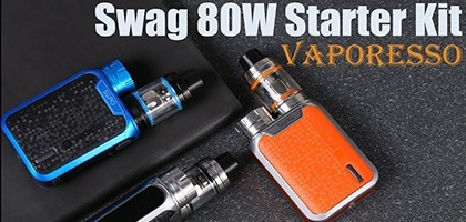Vaporesso Swag Review