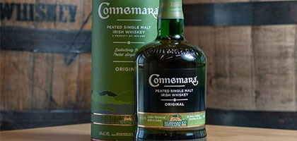 Connemara Peated Single Malt Irish Whisky