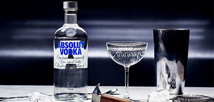 Absolut Vodka celebreaza creativitatea